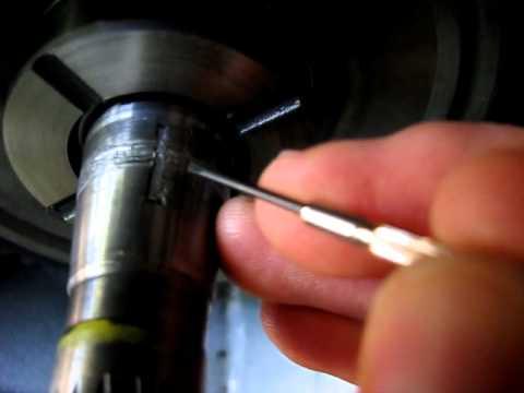 Yamaha Kodiak Flywheel Key