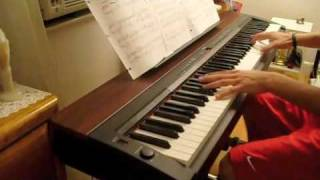 Star Wars Main Theme (advanced Piano Solo Arrangement
