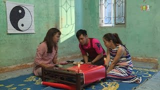 Xóm hóm ngày 11/12/2016   Xom hom   Bài trừ mê tín dị đoan   Hài 2017