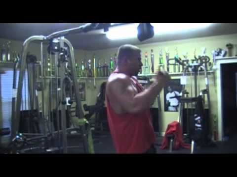 Monster Michael Todd\'s Arm Training