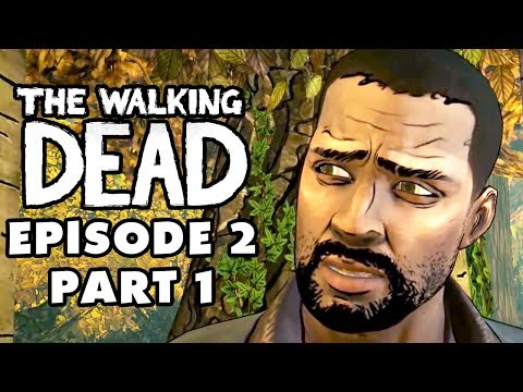 The Walking Dead Game - Episode 2, Part 1 - Starved for Help (Gameplay Walkthrough)
