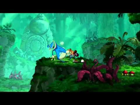 Rayman Origins обзавёлся официальным трейлером