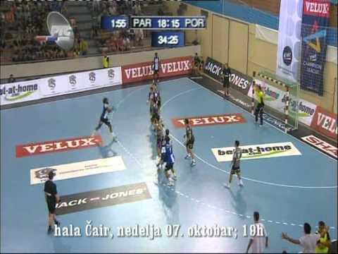 RK Partizan najava rukometne Lige šampiona