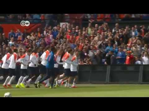 World Cup Countdown: the Netherlands | Journal