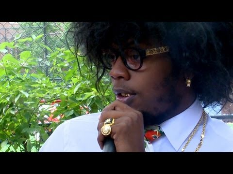 Trinidad Jame$ Reveals His Upcoming Mixtape and Features! (MissInfo Hot97 Exclusive) #10PieceMild