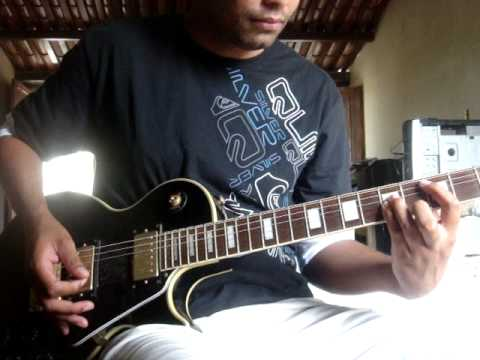 Fátima Aborto Elétrico guitar cover