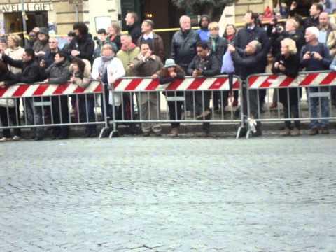 Obama a Roma 27/3/2014