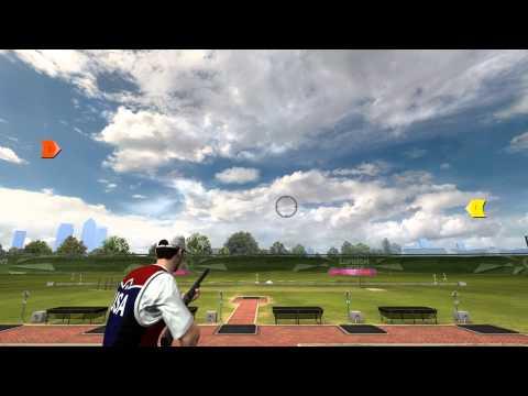 London 2012: The Official Video Game - Men's Skeet
