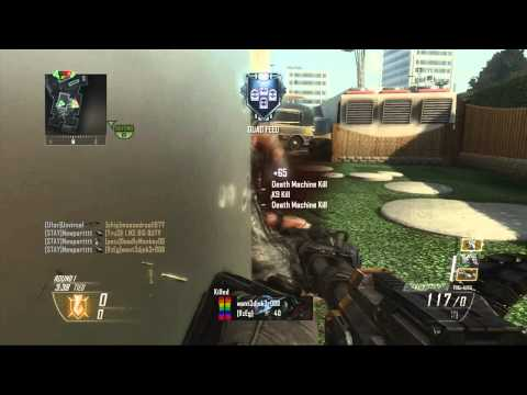 444-5 MOST KILLS ACHEIVED ON BLACK OPS 2 - *PROMO* VIDEO & SCOREBOARD!! - TAP THAT *LIKE* BUTTON!
