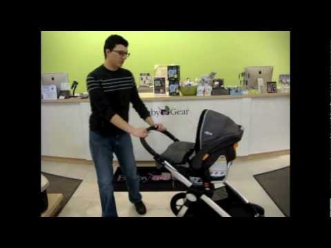 Baby Jogger City Select by Baby in Gear