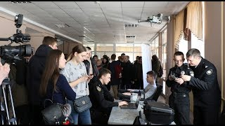 Представники ХНУВС провели профорієнтаційну зустріч у Полтаві