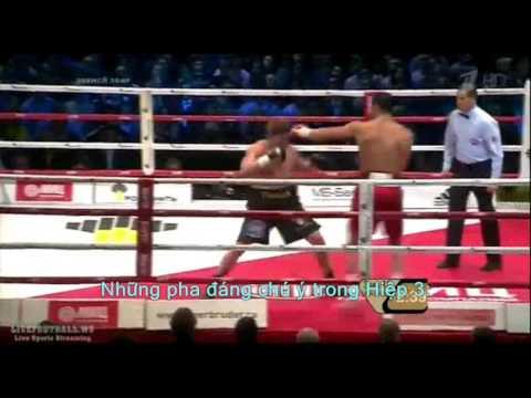 Trận quyền anh Povetkin - Klitchko (Boxing Nga-Ukraina)