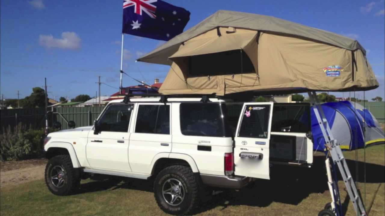 Images of Yulara Roof Top Tent & Roof Top: Yulara Roof Top Tent