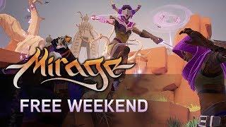 Mirage: Arcane Warfare - Steam ingyenes hétvége