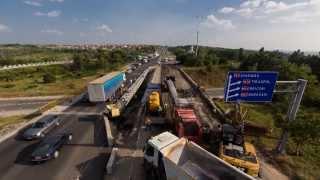 MTID laudă drumurile din Moldova