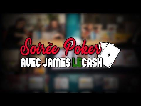 Soirée Poker avec Mose, Shaina, Yoonns, Leo & James LeCash