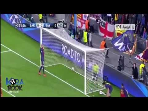Barcelona vs Bayern Munich 0-3 2013 Goals & Highlights (1/5/2013) HD