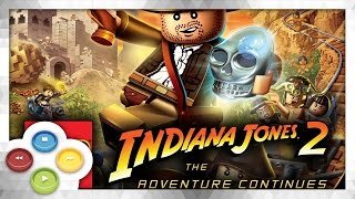 LEGO Indiana Jones 2 Pelicula Completa Full Movie