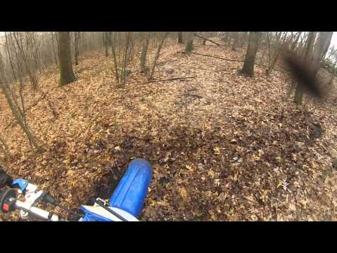 GoPro HD - Muddy Trail Ride