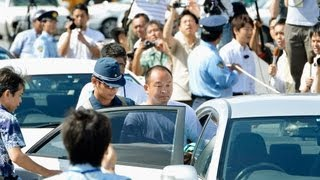 Dropping in on Senkaku: Chinese Activists Arrested (LinkAsia: 8/17/12)