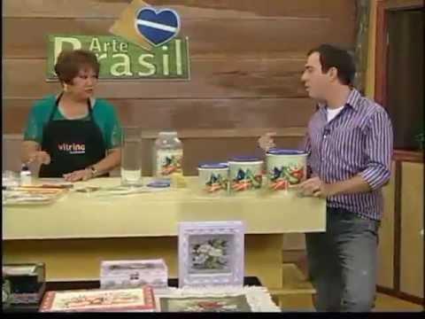 ARTE BRASIL - MAMIKO YAMASHITA (15/02/2012)