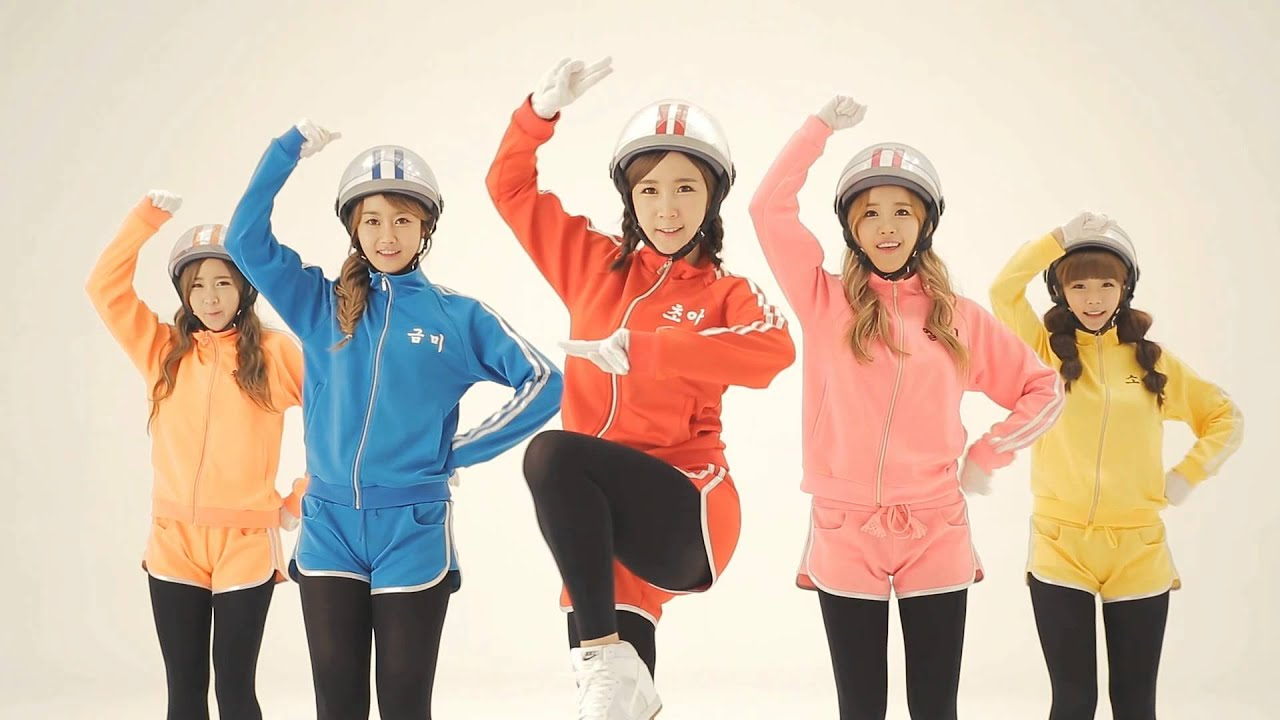 Crayon Pop – Bar Bar Bar