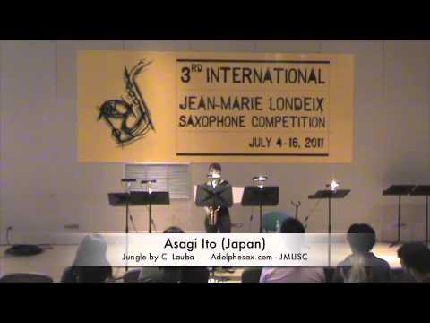 3rd JMLISC: Asagi Ito (Japan) Jungle by C. Lauba