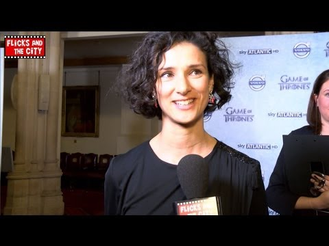 Game of Thrones Ellaria Sand Season 4 Premiere Interview - Indira Varma