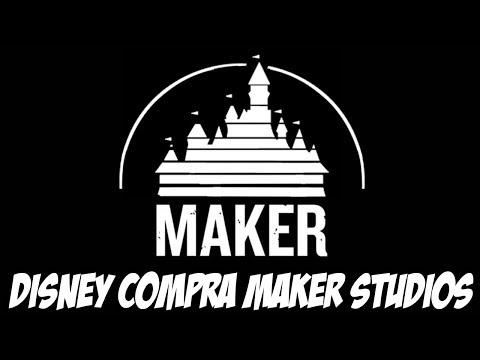 Network do Youtube , Maker Studios, é comprada pela Disney, e agora?