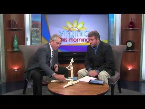 Experiencing Hip or Knee Pain? MAKOplasty Total Hip Replacement with Dr. Miller - HCA Virginia