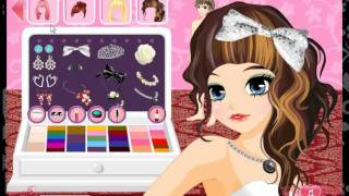 Tessa's Wedding Girl Games