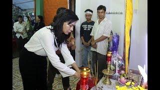 Phó chủ tịch UBND TP.HCM Nguyễn Thị Thu, hiệp sĩ Nguyễn Hoàng Nam [Người Nổi Tiếng]