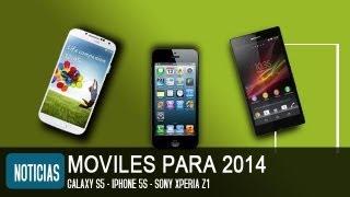 Samsung Galaxy S5 Vs IPhone 5S Vs Sony Xperia Z1 (2014