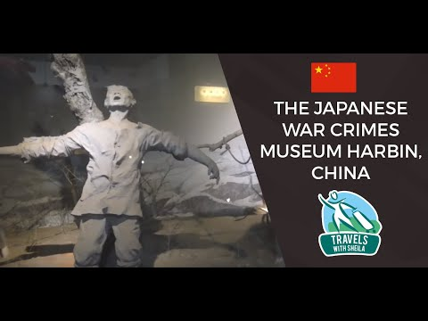 The Japanese War Crimes Museum Harbin, China