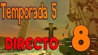 DIRECTO Episodio 8 Temporada 5 Mods Minecraft Mods