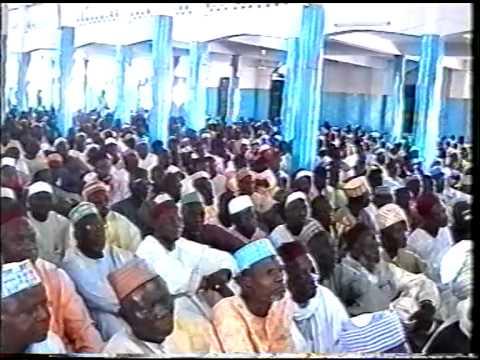 Muqaddam Masoud:  Visiting  Sheikh Hassan Cisse to Kumasi Ghana: