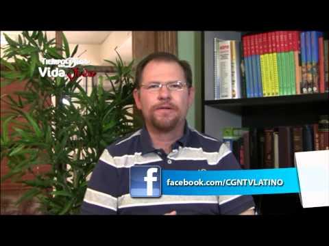 Tiempo con Dios Viernes 19 Julio 2013, Pastor Erik Mantilla