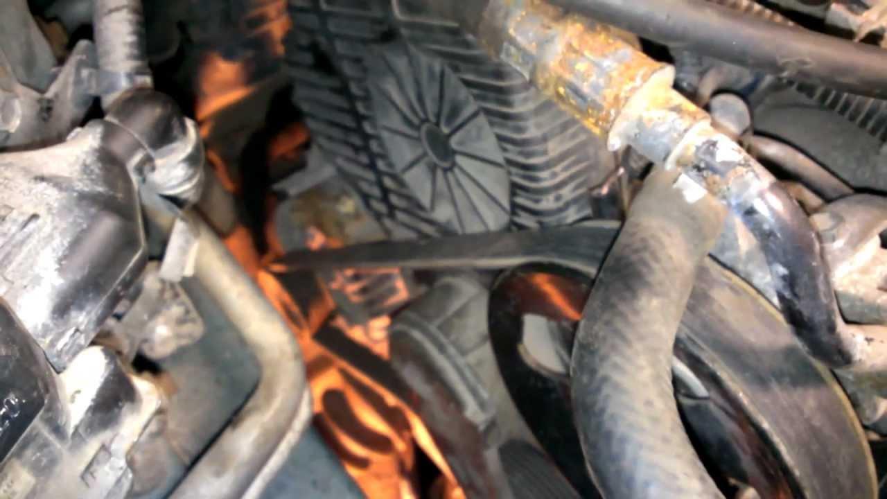 2005 Kia Sportage V6 2.7L Quick Timing Belt/Water Pump ...