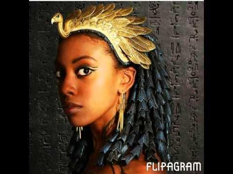 Queen Nkiru - Magazine cover