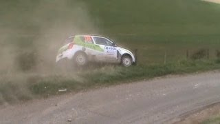 Vid�o Best of Rallye du Touquet 2014 with Crashes