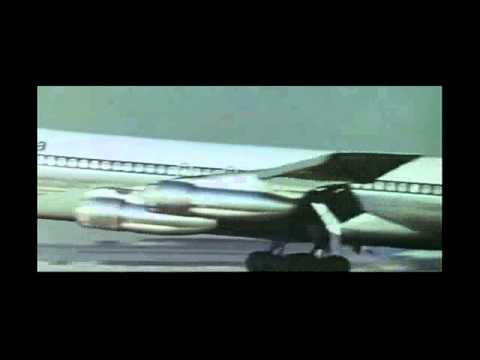 Boeing 707 test Sequence