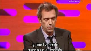 The Graham Norton Show Robert Pattinson, Reese Witherspoon & Hugh Laurie Part5 subtitulado.mpg
