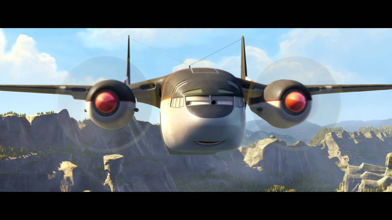 """Perfectly Good Airplane"" Clip - Planes: Fire & Rescue"