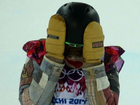 Snowboarding superstar Shaun White fails to medal