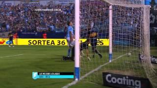 Las mejores atajadas. Fecha 2. Primera División 2015. .