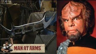 Blacksmithing Klingon Bat'leth