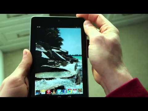Apple iPad Mini vs Google Nexus 7 Comparison