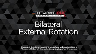 Bilateral External Rotation