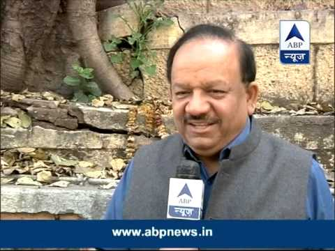 BJP leader Harshvardhan on contesting from Chandni Chowk Lok Sabha seat