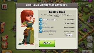"Best Town Hall Level 6 Defense Strategy! ""Clash Of Clans"